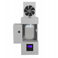 Fragrance Machine with a Fan