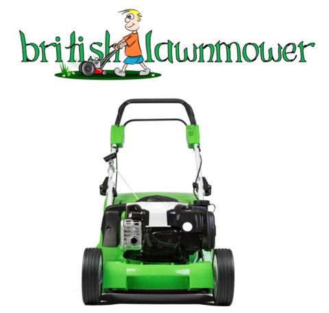 British Lawnmower