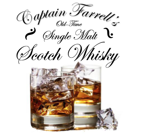 Captain Farrell's Single Malt Scotch
