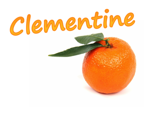 Clementine (Natural)