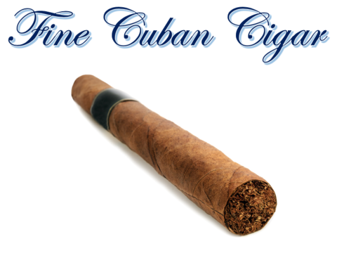 Fine Cuban Cigar