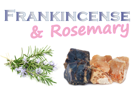Frankincense & Rosemary (Natural)