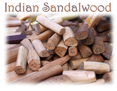 Indian Sandalwood (Natural)