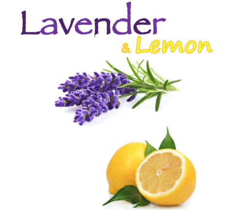 Lavender & Lemon (Natural)
