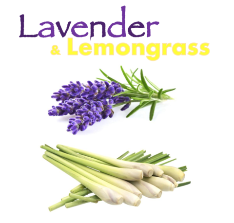 Lavender & Lemongrass (Natural)