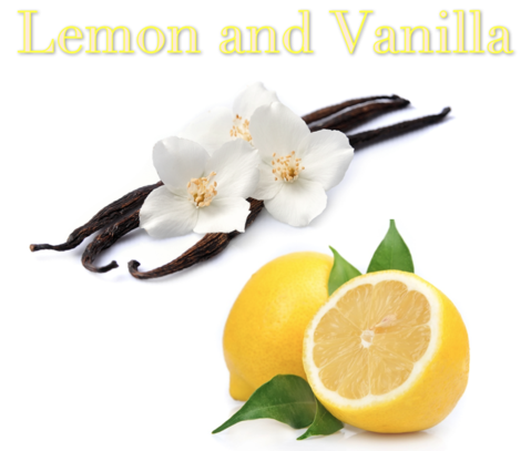 Lemon and Vanilla