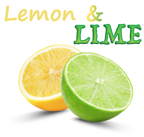 Lemon & Lime (Natural)
