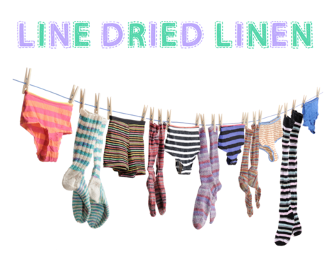 Line-Dried Linen