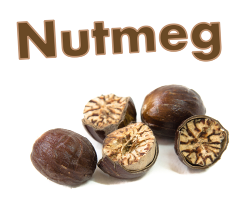 Nutmeg (Natural)