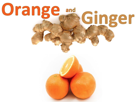 Orange & Ginger (Natural)