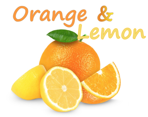 Orange & Lemon (Natural)