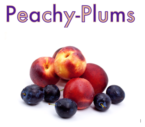Peachy Plums