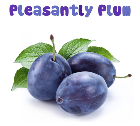 Pleasantly Plum