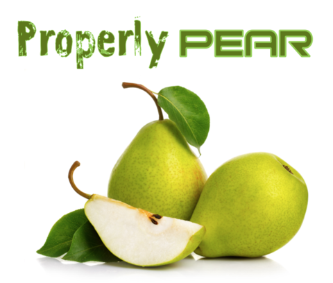 Properly Pear