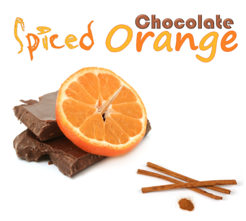 Spiced Chocolate Orange
