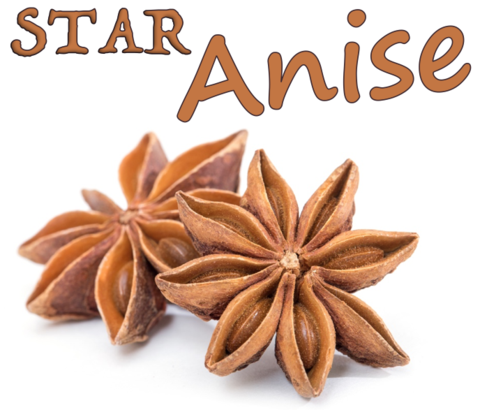 Star Anise (Natural)