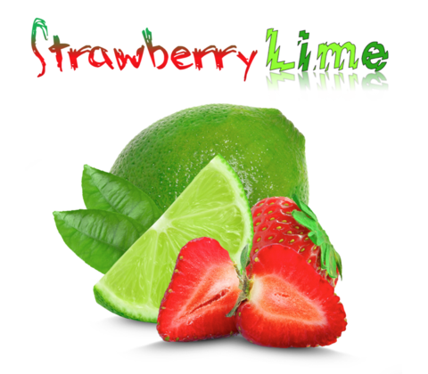 Strawberry & Lime