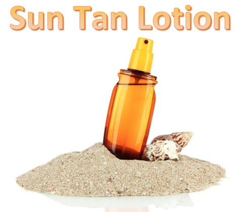 Sun Tan Lotion